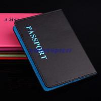 Wholesale Brand New Travel RFID Blocking Folio Passport Credit Debit Card Travel Document Organizer Wallet Case Multi function