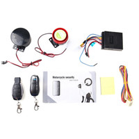 arrival speaker systems - New Arrival FEYCH Universal Motorcycle Motorbike Scooter Anti theft Security Remote voice Alarm V Dual Speaker