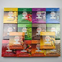 Cheap High Quality HORNET rolling Papers fruity flavored cigarette rolling Papers 110*44MM 32leaves booklets 25booklets box