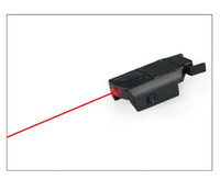 Wholesale new arrival mini red laser sight red laser pointer mount on mm rail for rifle scope for hunting