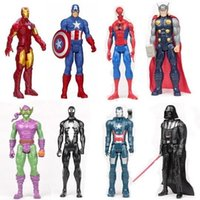 Wholesale Toys Star avengers CM Marvel Spiderman Green Goblin PVC Action Figure Collectible Toy star wars darth vader action figure wolverine inc