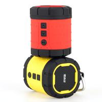 US Stock! BV350 Portable Indoor Mini extérieur sans fil Bluetooth 4.0 haut-parleur stéréo audio Waterproof Sound Speakers antichoc Musique