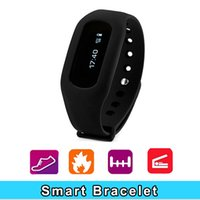 computer monitors - Brand Ibody Tracker Smart OLED Bracelet Watch with Pedometer Sleep Monitoring Distance Calorie Counter for iPhone Samsung PC Computer