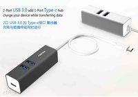 Wholesale MacBook USB Type C Hub Charger Ports USB Hub Adapter with USB C Charging Port the USB C Charging Port