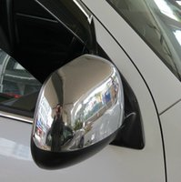 Wholesale Mitsubishi ASX ABS Chrome Rearview mirror cover Trim Rearview mirror Decoration