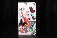 leather owl purse - For Microsoft Nokia Lumia Flower Zebra Wallet Leather case Credit Card Stand Owl UK USA Flag pouch Purse Butterfly Skin Luxury