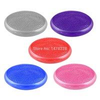 Wholesale Trendy Balancing Ball Yoga Core Training Cushion Stability Soft Classic Balance Disc Balancing Pad B2C Shop