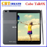 Wholesale NEW Cube Talk X U65GT MT8392 Octa Core GHz Android Tablet PC inch G Phone Call x1536 IPS MP Camera GB GB