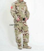 Wholesale A tacs FG military uniform Combat A tacs Uniform bdu military uniform for hunting Wargame COAT PANTS