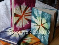 best portable notebooks - NPB901 Nepal LOKTA natural plant handmade Paper A7 Colorful portable notebook many color mix Best offer low MOQ
