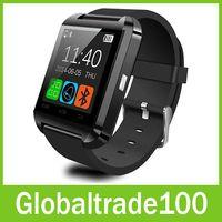 Universal samsung cell phone - U8 Bluetooth Smart Wrist Watch U Watches Altimeter Smartwatch Wristwatch For iPhone Samsung HTC Sony Cell Phones Free DHL