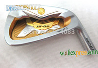 Wholesale New golf equipment HONMA Beres IS golf Irons Heads set As Sw golf Clubs Head No shaft DHL