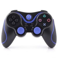 Cheap Bluetooth Remote Controller Gamepad 4 color For PS3 Playstation 3 laptop Free shipping