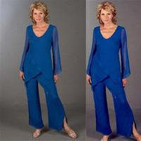 Cheap pant suit Best mother of the bride plus size pant suits