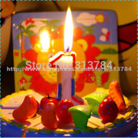 Wholesale Baby cake candle children party birthday candles creative digital candle