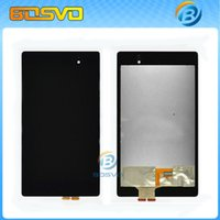 Wholesale Replacement Part for ASUS Google Nexus nd Gen LCD Screen Display with Touch Digitizer Assembly One Piece