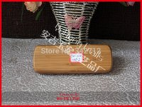 bamboo craft pen - Environmental Bamboo Made Pen Boxes Creative Bamboo made Pen Cases Table Decorations amp Accessories Chinese Traditional Crafts