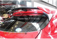 Wholesale A brand new paint CAR REAR WING TRUNK SPOILER FOR Mazda Axela Hatchback