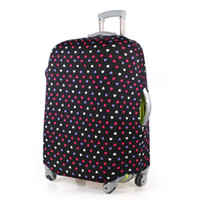 applied protective cover - Hot Sale Travel Stretch Fashion Luggage Suitcase Protective Covers Luggage Covers Apply to Inch Cases