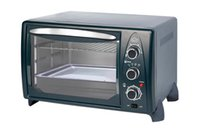 Wholesale 18L toast oven table oven small oven black V and HZ