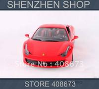 auto model scale - 458 Italia Rc Car scale model auto Retail Box