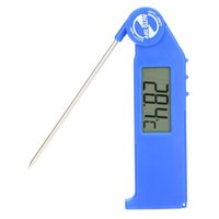 Wholesale Digital Thermometer Pyrometer Temperature Meter with Sensing Probe Data Hold Function for Meat BBQ Kitchen Cooking order lt no track