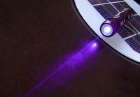 Blue 2000mw laser - 2w violet laser lit cigarette burn match waterproof blue purple lazer pointer pen laser torch mw