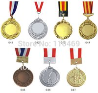 accept escrow - Polyester badge stap metal badge supplier with lanyard medal ribbon lanyard escrow accepted