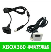 Wholesale Xbox360 Game Controller Charger Cable in1 Replacement USB Charging Cables for Xbox Wireless Game Controller Game Accessories Hot