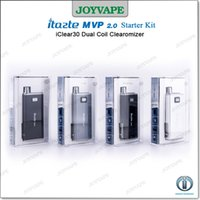 innokin - Innokin Electronic Cigarette iTaste MVP2 Starter Kit With iClear30 Clearomizer Variable Voltage Wattage