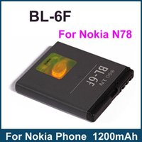 Cheap High Quality BL-6F Battery For Nokia N78 N95 N79 Mobile Phone