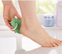 ash health - Hot New ash grinding foot stone Rub feet brush exfoliating wash feet oval stone massage feet health life color