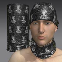 beachwear suppliers - Manufacturer of Face Cover Winter Custom Head Bandanas OEM tube bandana supplier