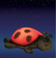 advanced projector - 1 Piece Advanced Twilight Ladybug Night Light Projector Lamp