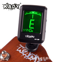 Wholesale Cady candy CT B guitar tuner ukulele bass violin Precision Tuner