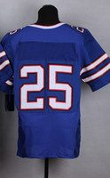 blue buffalo - 2015 New Arrivals Buffalo LeSean McCoy Blue and White Football Jerseys Hot Items mix order