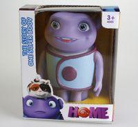alien baby doll - 14cm crazy alien toys Movie Home oh boov doll Piggy Bank save money Baby children s birthday present