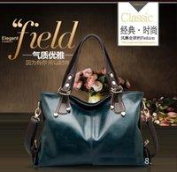 Wholesale New Luxury OL Lady Women Crocodile Pattern Handbag Tote Fashion Bags Lady G leather Shoulder