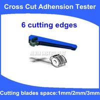 adhesion tester - Cross Hatch Adhesion Tester cross cut cross cut testes cutting edges