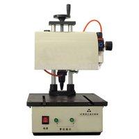 aluminum label printer - XF1711 automatic pneumatic marking machine aluminum coding machine label printer metal parts engraving machine label embossor