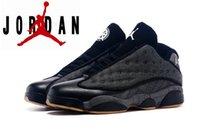 shoe stores - Factory Store Nike Mens dan Low Retro Basketball Shoes AJ13 Sneakers Cheap Good Quality Jordans XIII Original