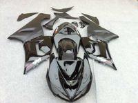 al por mayor carenados zx6r mate-7 regalos Kit de carenado de motocicleta para KAWASAKI Ninja ZX6R 05 06 ZX 6R 636 2005 2006 ZX-6R Mattegloss negro carenados conjunto SP71