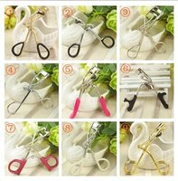 Wholesale Min order for tracking PC Eyelash Curler Eye Curling Eyelash Curler Clip Beauty Tool types Promotion
