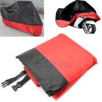 Wholesale Motorcycle Waterproof UV Protective Scooter Rain Breathable Street Bikes Cover order lt no track