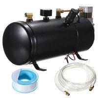 air compressor tubing - High Quality and Brand New Auto Parts PSI Volt ft Air Tubing Compressor H004 Black Color