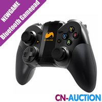 Wholesale NEWGAME Wireless Bluetooth Game Gaming Controller Joystick Gamepad For Android iOS Cell Phone Tablet PC TV BOX