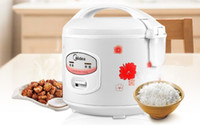 best electric steamer - 4L commercial rice cooker YJ408J steamer non stick stainless steel inner pot buy electric rice cooker best rated china food steamer V