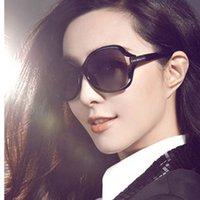 Wholesale 2016 New Style Hipster Oversized Sunglasses For Women Famous Same Design Hollow Brand Sunglasses Oculos Feminino