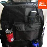 Wholesale Car back zhiwu dai car storage bag car glove bags net bag