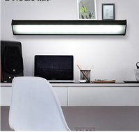 bathroom mirrors with light - 2015 w cm Wall Lights With switch led lamp bedside lamp reading lamp eye protection desk lamp modern bathroom bedroom mirror